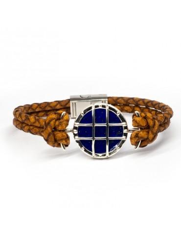 Bracelet Lampe marine Kinacou - Lapis Lazuli