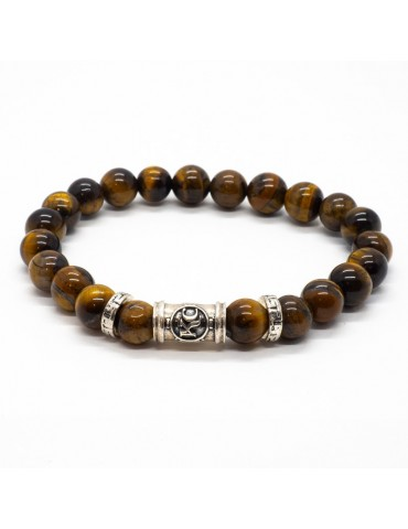 Bracelet Oeil de tigre Kinacou
